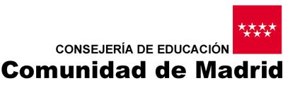 Consejería de Educación de la CAM